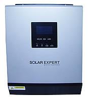 Автономный инвертор/ЗУ/ИБП ABi-Solar SL 3024 PWM 3000 кВА/2.4 кВт 24В/220В