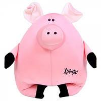 Антистрессовая игрушка «Свинка», размер: 25*30 см.