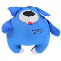 Антистрессовая игрушка «Пес», размер: 25*30см.