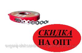Лента перфорированная полукруглая для вентиляции М12х0,60(5м)-М17х1,0(10м)