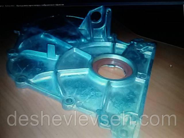 Крышка двигателя ВАЗ-21074-21214 передняя, 21214-1002058 (Тольятти)