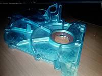 Крышка двигателя ВАЗ-21074-21214 передняя, 21214-1002058 (Тольятти), фото 1