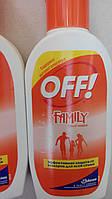 OFF- крем от комаров для всей семьи 150 мл