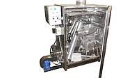 Коптильная камера холодного и горячего копчения. Загрузка 50 кг.
