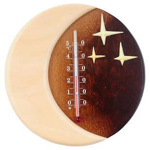 Термометр комнатный Стеклоприбор (0/+50°C) Д-15 Звездная ночь (300093)