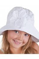 Панама для девочки STELLA   (р. 48-50) Pupill  25272