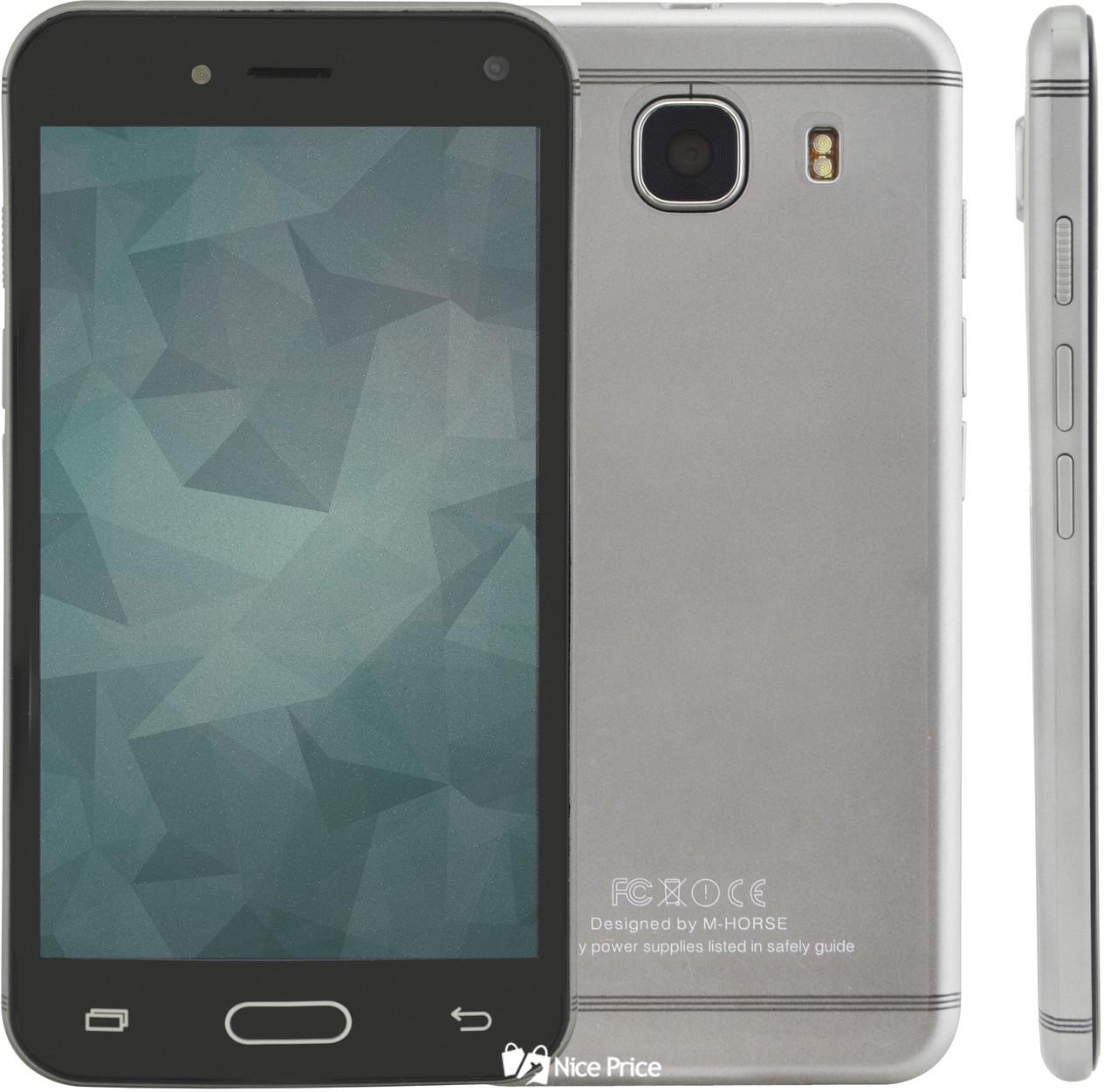 """Мобильный телефон M-Horse CT1 (5"""") Grey"""