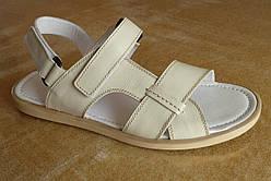 Мужские сандалии  AFFINITY 3582 беж-2 скидка