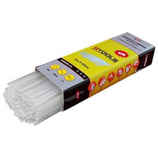 Клеевые стержни HouseTools 8 х 300 мм 1 кг Прозрачные (42B150)