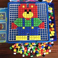 Настольная игра Рисование блоками мозаика