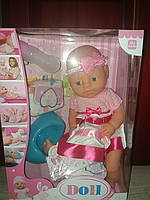 Пупс Baby Born (Беби Берн) Doll 39 см