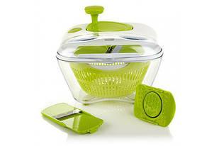Овощерезка Astor Salad Зеленый (JC-E01)