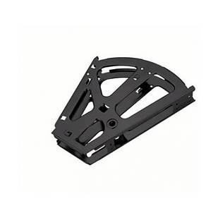 Петля мебельная FZB  для обувных полок Черный (04-18-004)