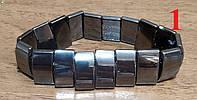 Гематитовый браслет Модель 1 Кровавик камень Гематит Только натуральный камень ! Кровеносная система! 1 шт.