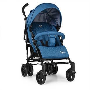 Коляска детская EL Camino Rush ME 1013-4 Blue (hub_qTAM30275)
