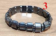 Гематитовый браслет Модель 3 Кровавик камень Гематит Только натуральный камень ! Кровеносная система! 1 шт.