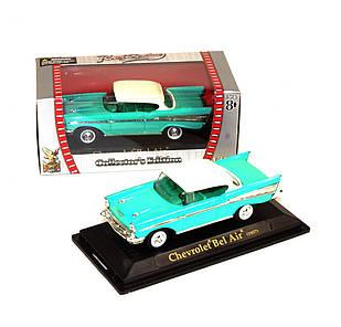 Машинка коллекционная Chevrolet Bel Air 94201 (51410)