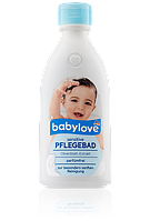 Babylove пенка для купания Sensitive Pflegebad - parfumfrei 500 мл