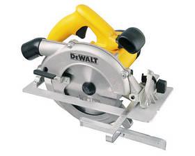 Пила циркулярная ручная DeWalt D23550