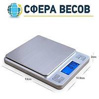 Весы ювелирные KS-386-A, 500г (0.01г)
