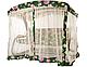 Гойдалка садова Мілан Преміум (розкладна), фото 3