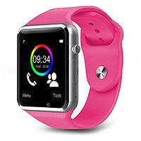 Смарт-часы Smart Watch A1 Original Pink