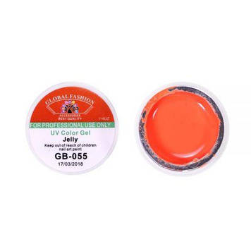 Гель-фарба 5 ml*12 баночок 055