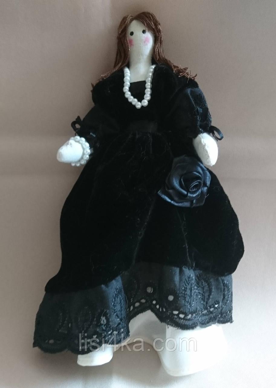 """Текстильная интерьерная кукла тильда """"Изольда"""", фото 1"""