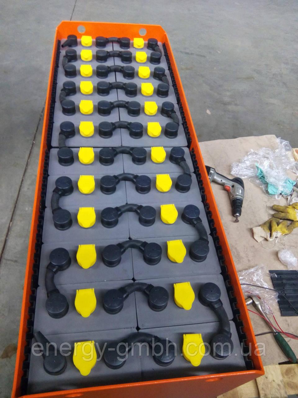 Тяговая батарея ENERGY 5PzS775, 48V, 775Ач, 48Вольт