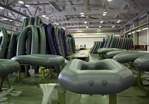 На каком заводе производят надувные лодки Барк?