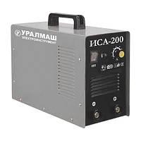 Сварочный аппарат инверторный УРАЛМАШ ИСА 200 (hub_xtzY32730)