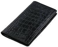 Кожаный кошелек Valenta Черный (ХР-102)