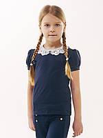 Школьная блуза, ТМ Смил, 114637 возраст 6 - 10 лет