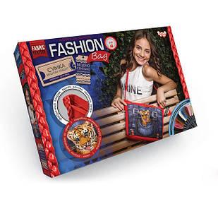 Вышивка гладью Dankotoys Fashion Bag FBG-01-03 (26832)