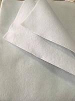 Фетр мягкий молочный, 45х50 см, фото 1