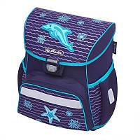 Ранец школьный Herlitz LOOP Dolphin Дельфин 50020621