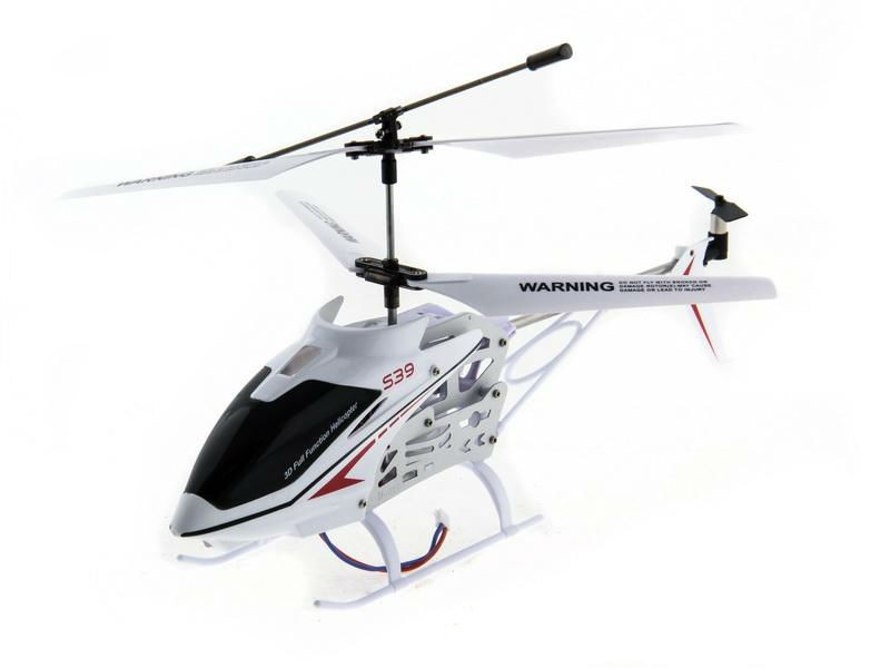 Вертолет радиоуправляемый с гироскопом (24852)