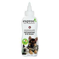 Раствор для промывания глаз у собак Espree Aloe ОptiSoothe Eye Wash