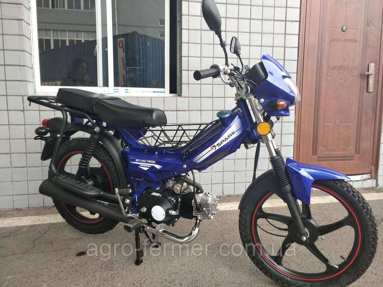 Мотоцикл Spark SP110C-1WQN (бесплатная доставка)