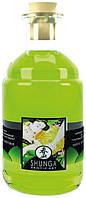 Съедобное массажное масло APHRODISIAC GREEN TEA
