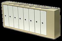 Ящик почтовый многосекционный ЯП-08А