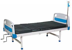 Кровать медицинская А-25 (4-секционная, механическая) Биомед