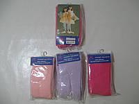 Колготки однотонные, цветные для девочек  QM, размеры 1/3 лет