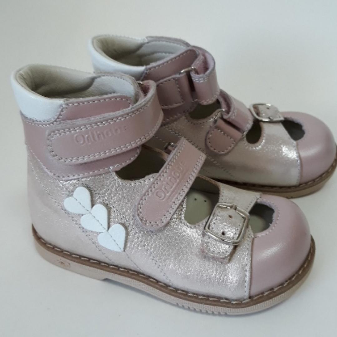 cba5369cf Ортопедические туфли для девочки 24 р, цена 1 045 грн., купить в ...