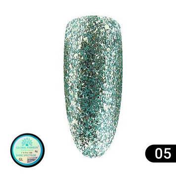 Гель Shine Spektrum, 5 ml GSS-05