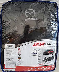 Авточехлы Mazda 5 2005-2010 (7 мест) EMC Elegant