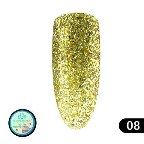 Гель Shine Spektrum, 5 ml GSS-08