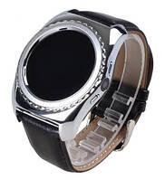 Смарт-часы UWatch 912 Серебряные (UW01)