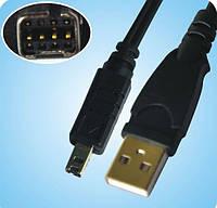 USB фото кабель Casio Exilim Minolta Dimage