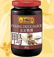 Соус для качки по-пекінськи, Peckin Duck Sauce, Lee Kum Kee, 383г, Дж
